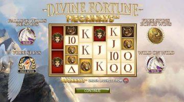 Divine Fortune Megaways gokkast