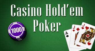 Casino Hold Em Poker
