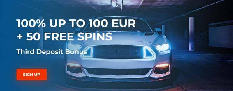 N1 Casino 3de Bonus