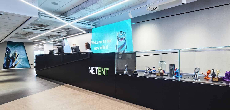 NetEnt kantoor Stockholm