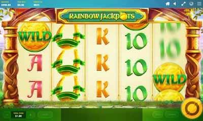 Rainbow Jackpots gokkast