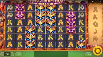 Totem Lightning gokkast